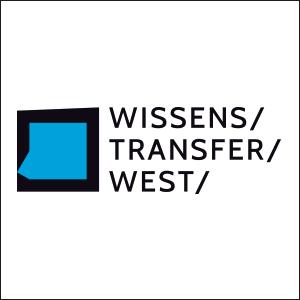 WTZ West - Wissenstransferzentrum Neben-Logo als PDF und JPG