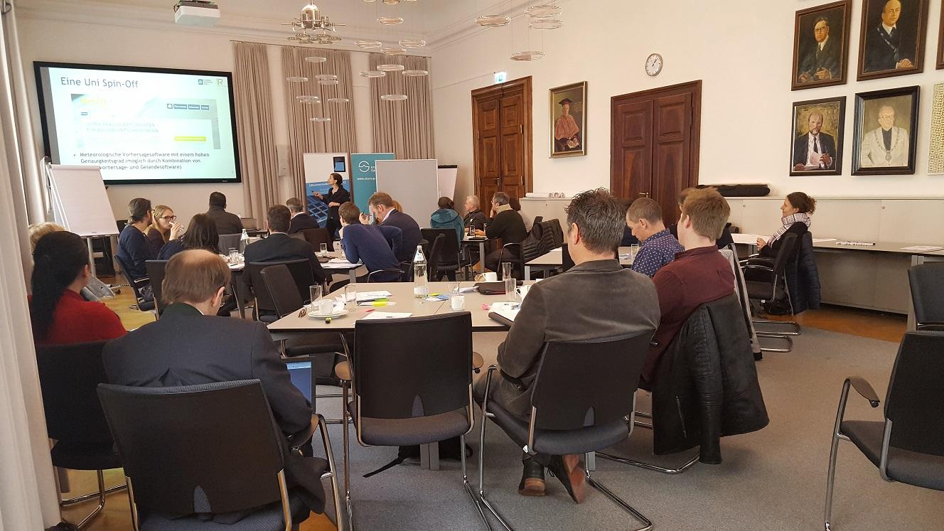 Workshop: Business Model Canvas