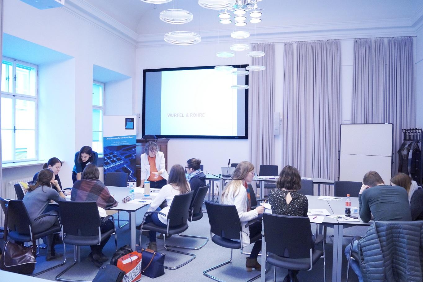 Workshop KommunikationsHub