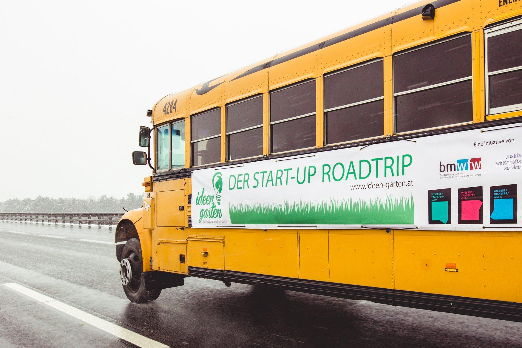 Roadtrip Bus