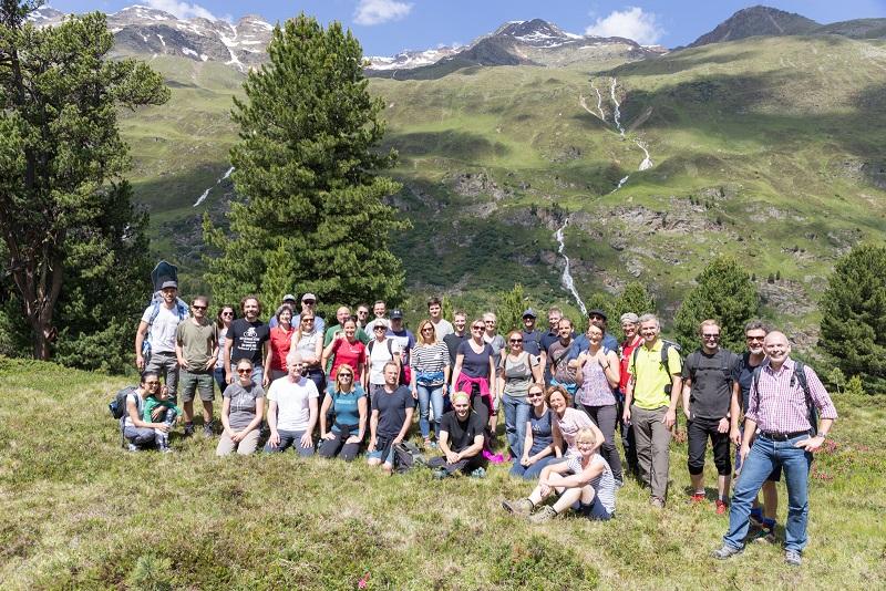 19 österreichische Universitäten waren beim WTZ-Gesamttreffen vertreten.